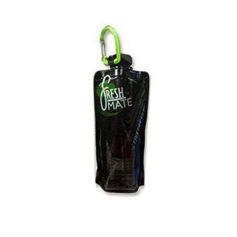 ราคา FreshMATE ขวดน้ำพับได้ Sport Series / Active Fresh 650 ml. (สีดำ)