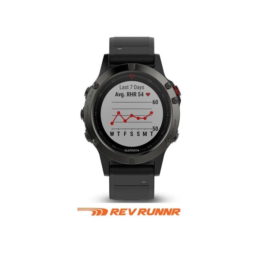 Garmin-fenix 5,Slate Gray-010-01688-50-F