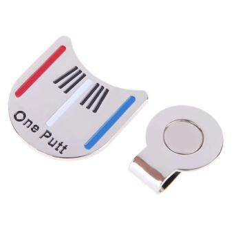 Harga Golf Ball Marker Magnetic Hat Clip - intl