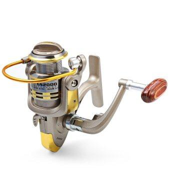 GS - 2000 Fishing Reel 8 Ball Bearings 5.1 : 1 - INTL