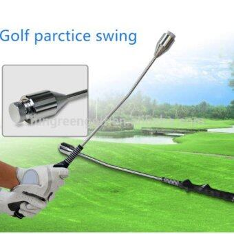 Hayashi Golf Power Aid Grip Swing Training Trainer Improve StrengthBuilds Muscle Memory