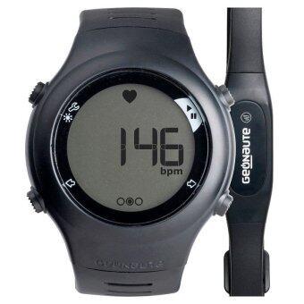2561 นาฬิกาวัดชีพจร Heart Rate/วัดอัตราการเต้นของหัวใจ รุ่น ONRHYTHM 110 (สีดำ)