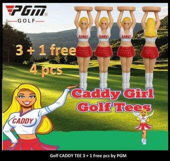 Harga Caddy Lady Girl Tee by ( 3 Pack ) & 1 FREE