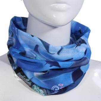 Harga Outdoor Multi-functional Scarf Bandanas Face Mask With UV Resistance (3083) - intl