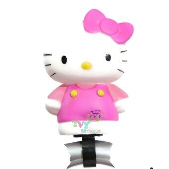 Harga LA Bicycle แตร Hello Kitty