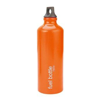 Harga Aluminum Alloy 750ml Fuel Bottle Oil Stove for Flat Tank - intl