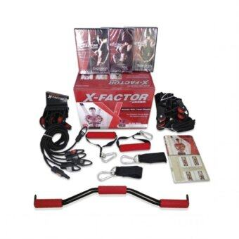 Harga Weider X-Factor Door Gym (ฟรี X-factor Bar)