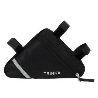 Harga Waterproof Triangle Cycling Bike Front Tube Frame Pouch Saddle Bag - intl