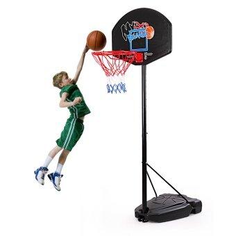 Indoor Outdoor Basketball Frame Sports Teenagers Used Children Kids Standard Basketball Frames Basketball Hoop - intl