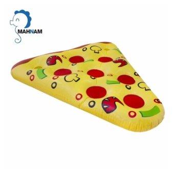 2561 Kana ห่วงยางแฟนซี แพยางเป่าลม พิซซ่า Pizza Swimming Inflatable Pool Float