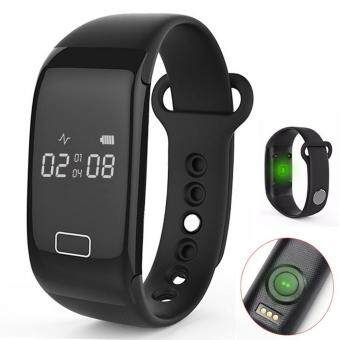 kobwa Heart Rate Watch With Step Calorie Tracker And Sleep MonitorFor Sports Gym Running Workout