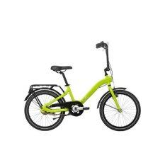 LA Bicycle จักรยาน รุ่น SENSE 20″ Single speed (สีเขียว)
