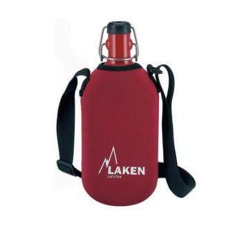 ราคา Laken Aluminium Cuadrada Neo Red 1L