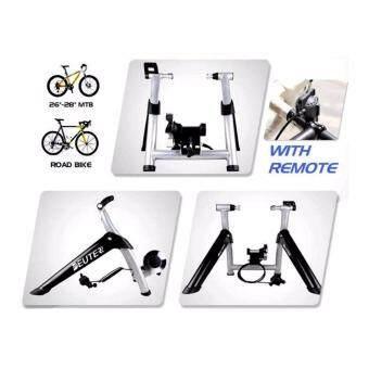 LEE BICYCLE DEUTER เทรนเนอร์จักรยานรุ่นมีรีโมทปรับความหนืด รุ่นMT-06 - 2