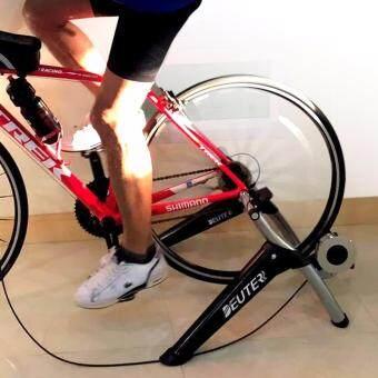 LEE BICYCLE DEUTER เทรนเนอร์จักรยานรุ่นมีรีโมทปรับความหนืด รุ่นMT-06 - 5
