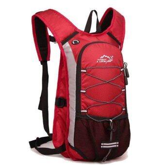 ซื้อ/ขาย Local Lion กระเป๋าเป้นักกีฬา กระเป๋าสะพาย กระเป๋าจักรยาน กระเป๋าเป้นักปั่นจักรยาน ขนาด 15L (สีแดง)