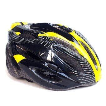 หมวกจักรยาน Macanic-V-101 (สีดำ/เหลือง)