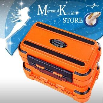 Harga MermaidKnight, Fishing Lure Box - Size:16.5cm*8cm*5cm,Color:Orange, fishing lure, Tackle - intl