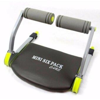 เครื่องออกกำลังกาย MINI SIX PACK CARE (สีดำ/เขียว)