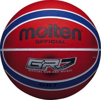 MOLTEN บาสเก็ตบอล Basketball RB MOT BGRX7-RB