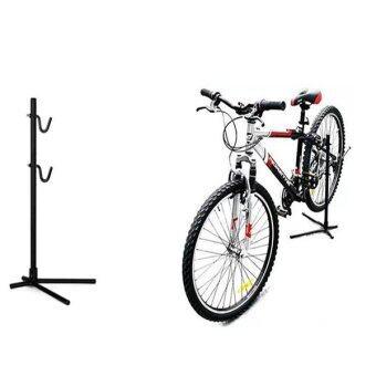 Morning ขาตั้งจักรยาน แบบแขวนล้อหลังตั้งพื้น ( สีดำ ) - 3
