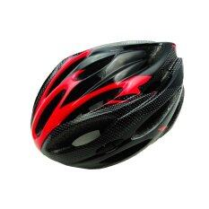 Morning หมวกจักรยานพร้อมกะบังหมวก รุ่น MR-01 (Red)