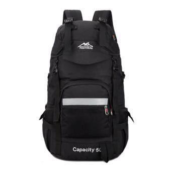 กระเป๋าเป้ Namlbla 50L สีดำ