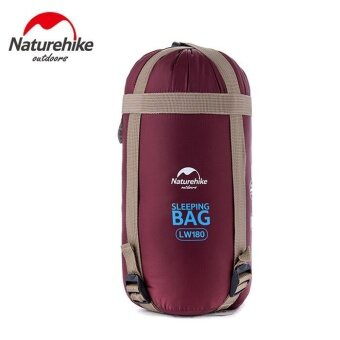 NatureHike 320D Nylon Keep Warm Sleeping Bag Sack for Outdoor Camping - 190 x 75cm - intl