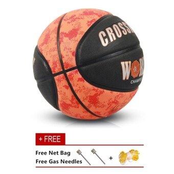 New Foam Rubber Basketball Ball High Quality Official Size 7 Outdoor Indoor Training Basketball Ball Sports Ballon - intl