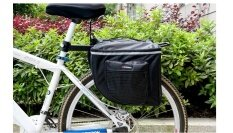 New Mountain Road MTB Bike Case Bicycle Back Bag Panniers Rear Seat Pack Saddle Pouch For Cycling Rack Trunk Carrier 10L Bolsa - intl