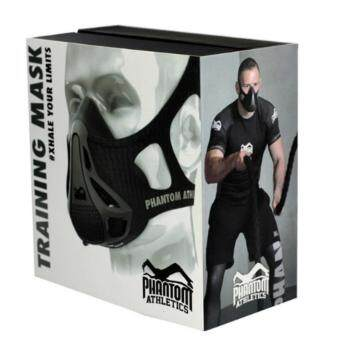 Newest 2017 Phantom Athletics Training Mask for High QualityTraining 2.0 Supplies Equipment popular Mask(size:S) - intl