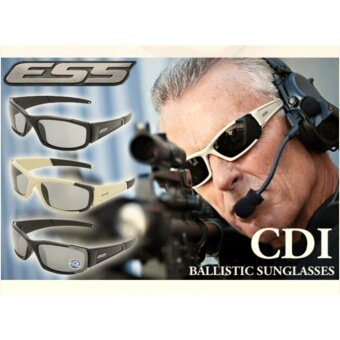 Newest ESS CDI military fans goggles tactical goggles bullet-proofshooting glasses anti-shock anti-sand explosion - intl
