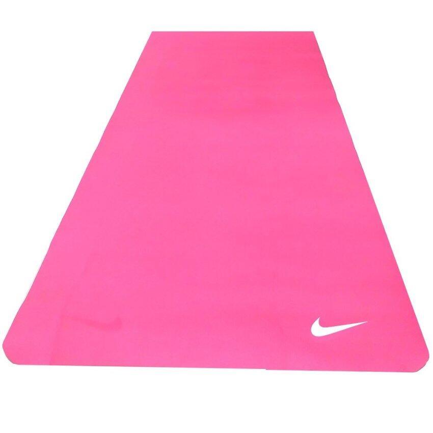 แนะนำ NIKE เสื่อโยคะ Fundamental Yoga Mat 3mm. 02647 (Pink)