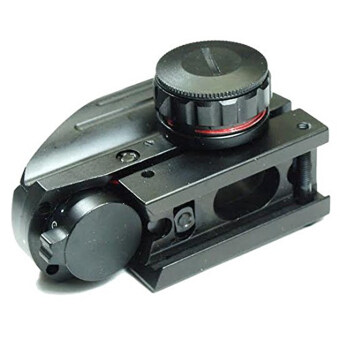 OH Tactical Red Green Dot Holographic Sight 4 Reticle Reflex for Outdoor