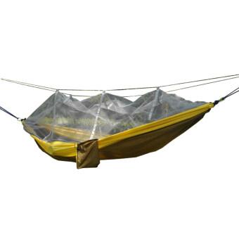 Outdoor CampingHammock(Green) - 5