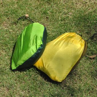 Outdoor CampingHammock(Green) - 2