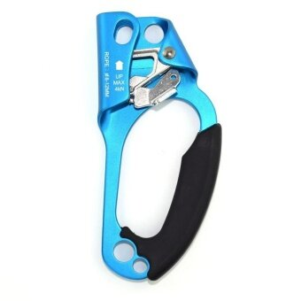 Outdoor Rock Climbing Equipment Professional Belay Device Right Hand Rope Climbing Ascenders - intl