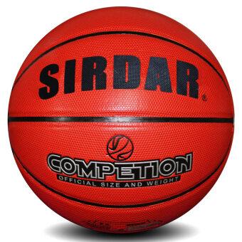 ลูกบาสเกตบอล SIRDAR หนังนิ่ม สัมผัสนุ่มมือ ดูดซับเหงื่อได้ดี