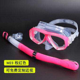 XUAN HAI แว่นตาดำน้ำสำหรับคนสายตาสั้น