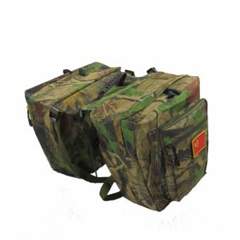 ถุงผ้าใบ MTB อำพรางแพคเกจแพ็คแพคเกจการเก็บรักษา