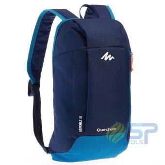 Quechua กระเป๋าเป้สะพายหลัง Arpenaz 10L (สีน้ำเงิน/ฟ้า)
