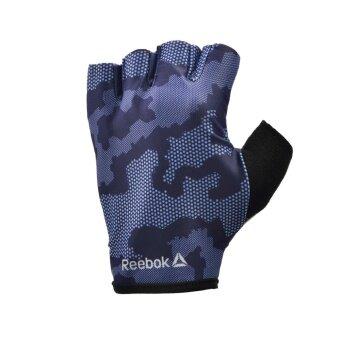 ซื้อ/ขาย Reebok RAGB-12332CM ถุงมือฟิตเนส (ลายพราง) S