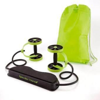 เครื่องออกกำลังกาย Revoflex Xtreme - สีเขียว ลดหน้าท้อง สร้างกล้ามเนื้อ ช่วยบริหารช่วงกลางลำตัว