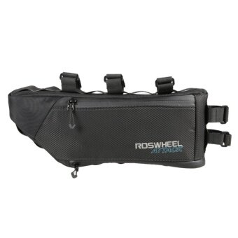 ROSWHEEL 4L Large Capacity Bicycle MTB Waterproof Triangle FrontBag - intl
