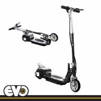 ScooterE scooter สกุ๊ตเตอร์ไฟฟ้าES-3-bk (Black) มอเตอร์แรง โครงเหล็กคุณภาพดี พับเก็บได้ สะสวกสบาย