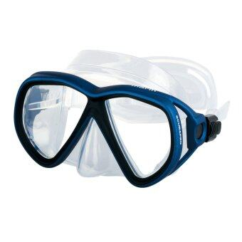 2561 Scubapro Marin Mask, Clear Skirt -Blue