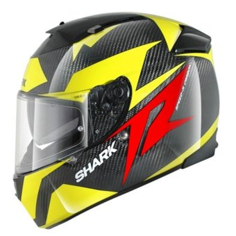 ซื้อ/ขาย Shark หมวกกันน็อค รุ่น Speed R Carbon Skin สีเหลือง/ดำ