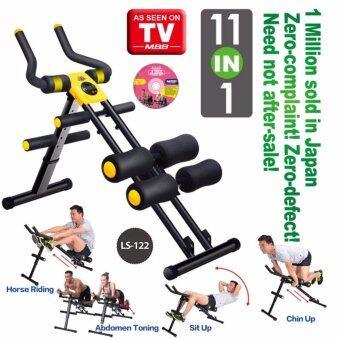 ซื้อ/ขาย SIX PACK PRO 5-MIN SHAPER อุปกรณ์ออกกำลังกาย SLIDE BODY FIT