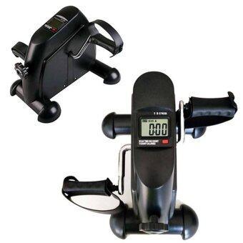 Spint เครื่องออกกำลังกาย Mini Bike จักรยานออกกำลังกาย - สีดำ