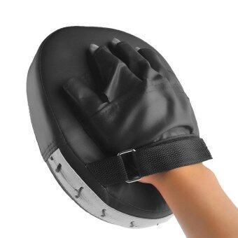 Harga Sport Martial Arts Sanda Muay Thai Boxing Gloves Training EquipmentStrike Pads - intl